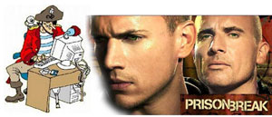 La serie Prison Break es seguida capítulo a capítulo por muchos cubanos, casi al unísono con su estreno.