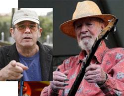 Pete Seeger y Silvio Rodríguez, símbolos de la canción protesta en el mundo.